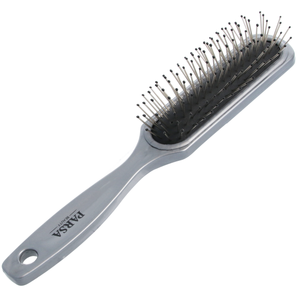 PARSA Beauty hairbrush long narrow with metal pins