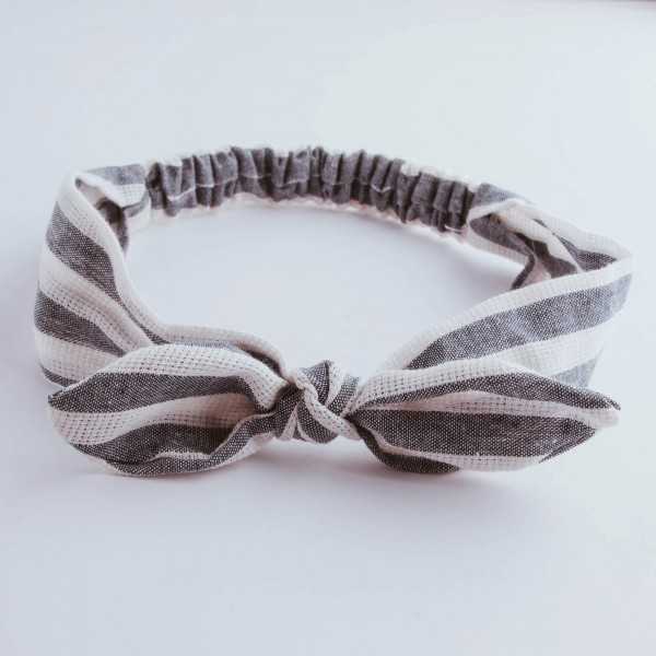 PARSA Beauty hair band in a maritime look
