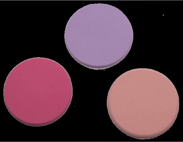 PARSA beauty make-up sponges, set of 3