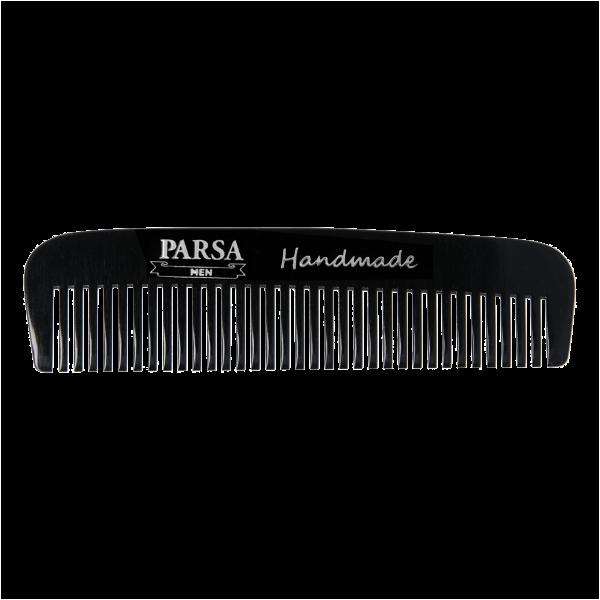 PARSA Men Taschenkamm Handmade Haar Kamm Made in Germany